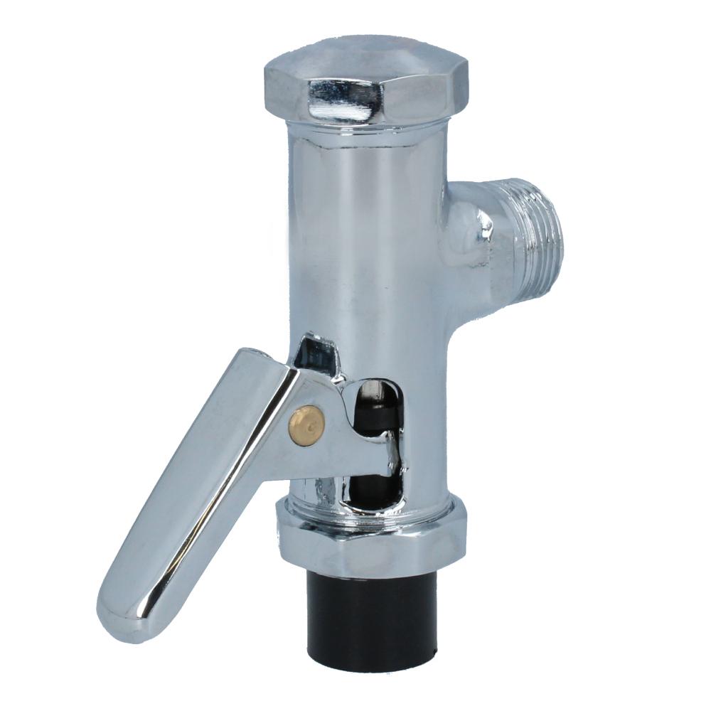 Spülkästen für WC Spülung Spülventil mit Druckknopf Start Stop Schwimmerventil